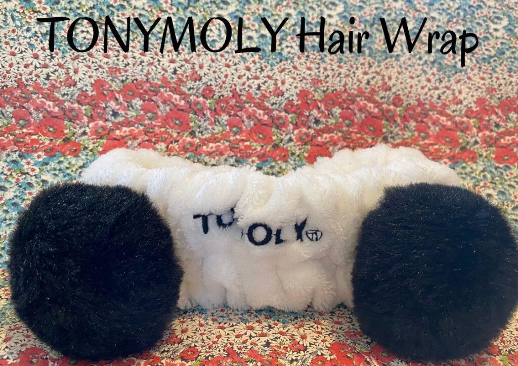 Panda Ears Hair Wrap