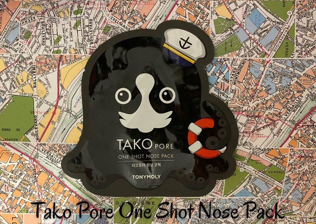 Tako Pore One Shot Nose Pack