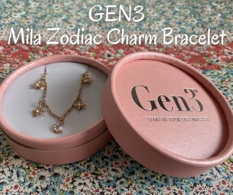 4. GEN3 - Mila Zodiac Charm Bracelet