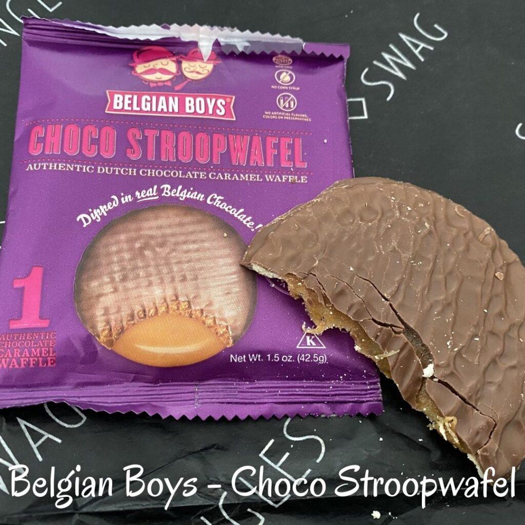 Belgian Boys - Choco Stroopwafel