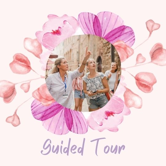 10. Guided tour