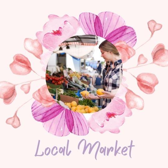 11. Local market