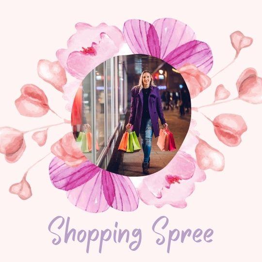 12. Shopping spree