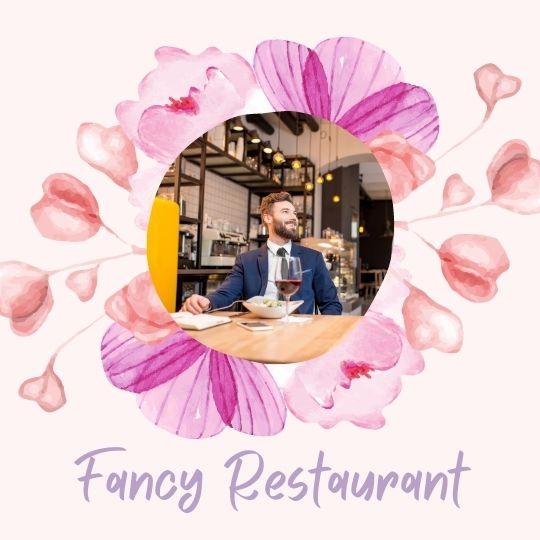 14. Fancy Restaurant