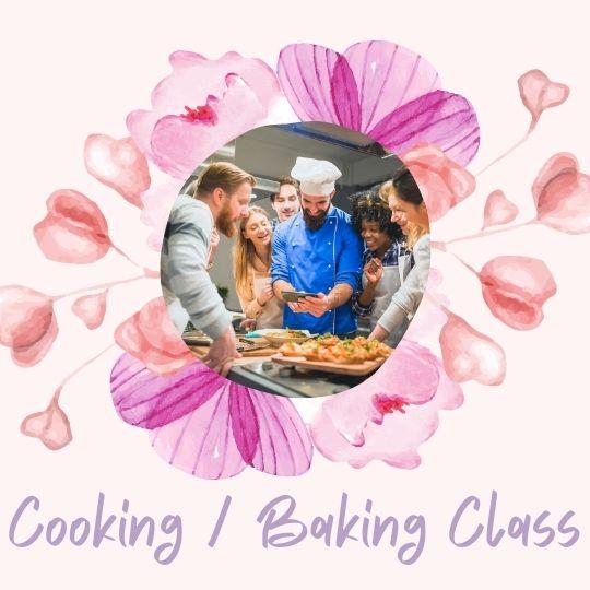 18. Cooking / baking class