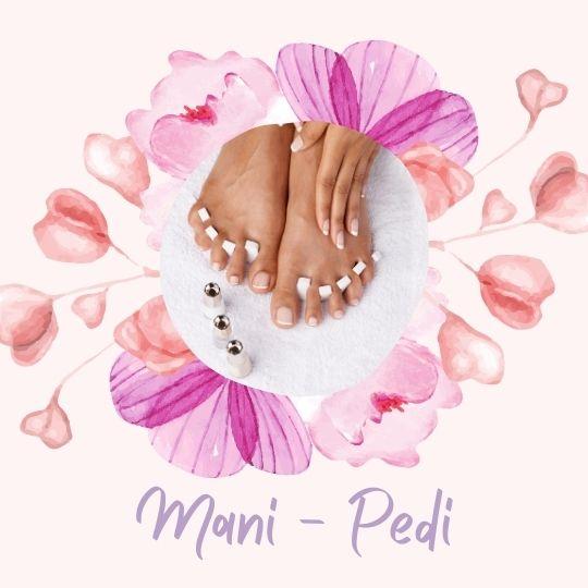 21. Mani - Pedi