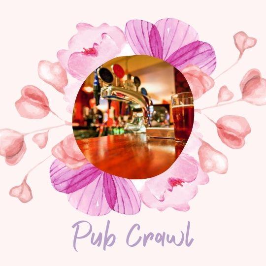 22. Pub crawl