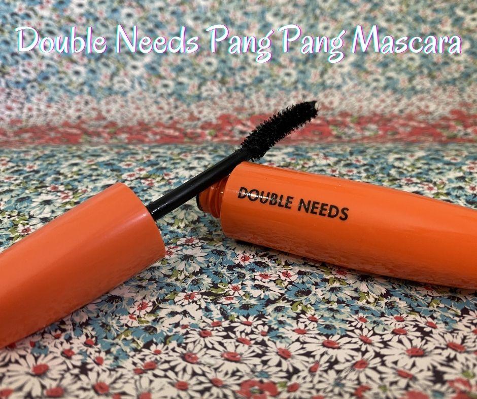 Double Needs Pang Pang Mascara