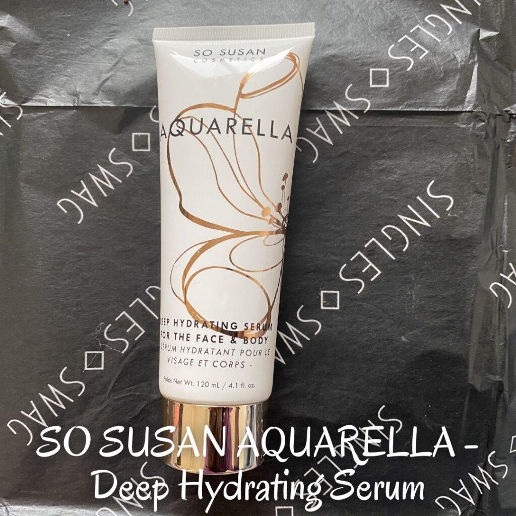 SO SUSAN AQUARELLA - Deep Hydrating Serum