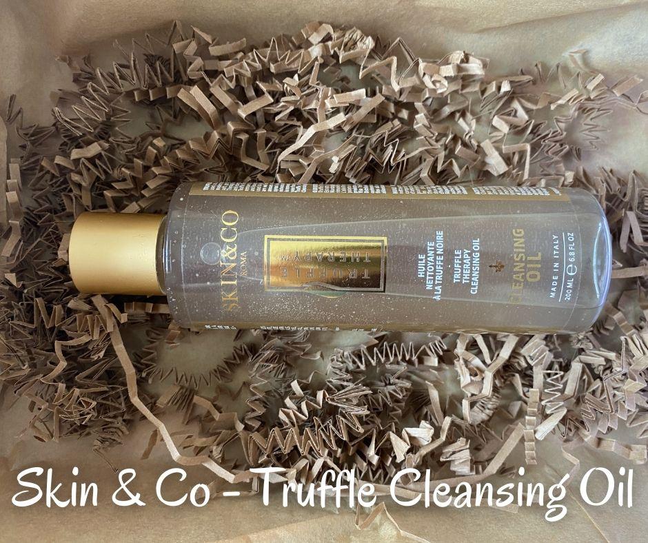 Skin & Co - Truffle Cleansing Oil