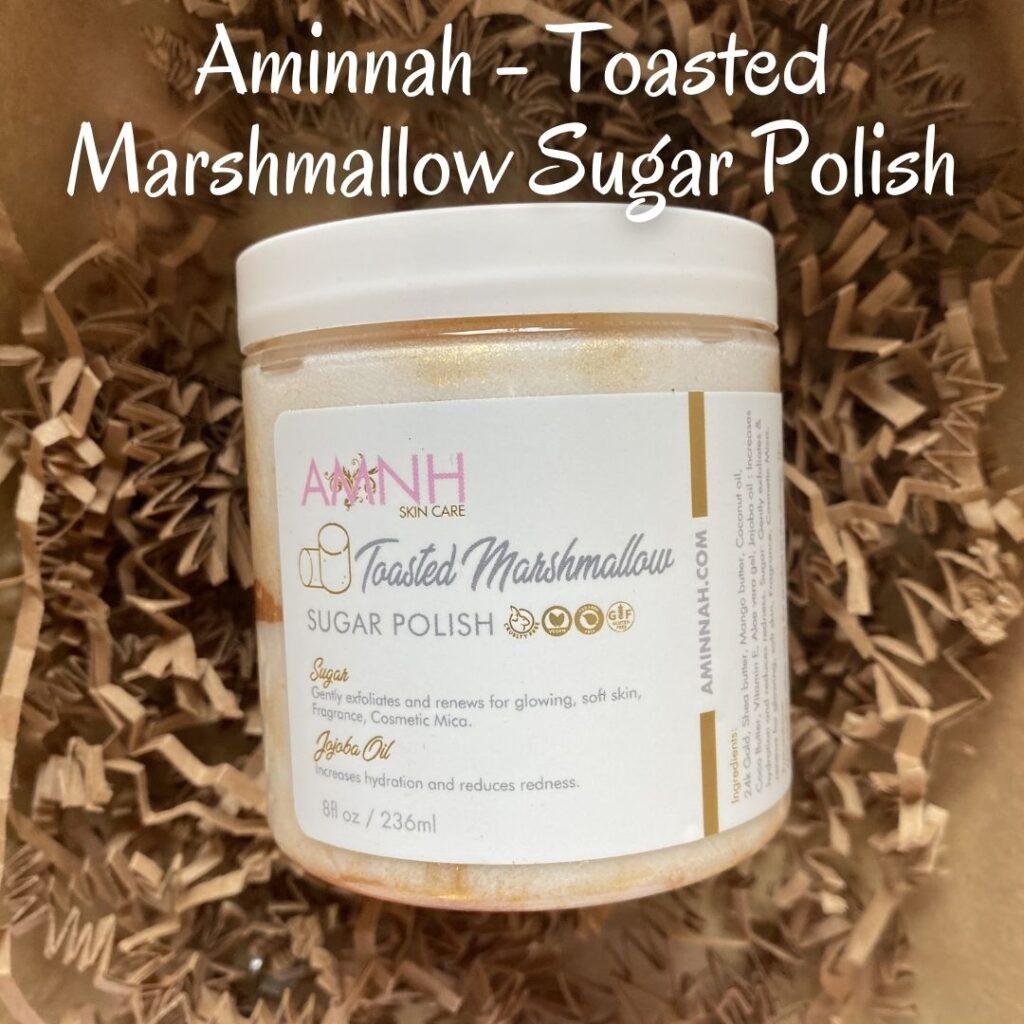 Aminnah - Toasted Marshmallow Sugar Polish