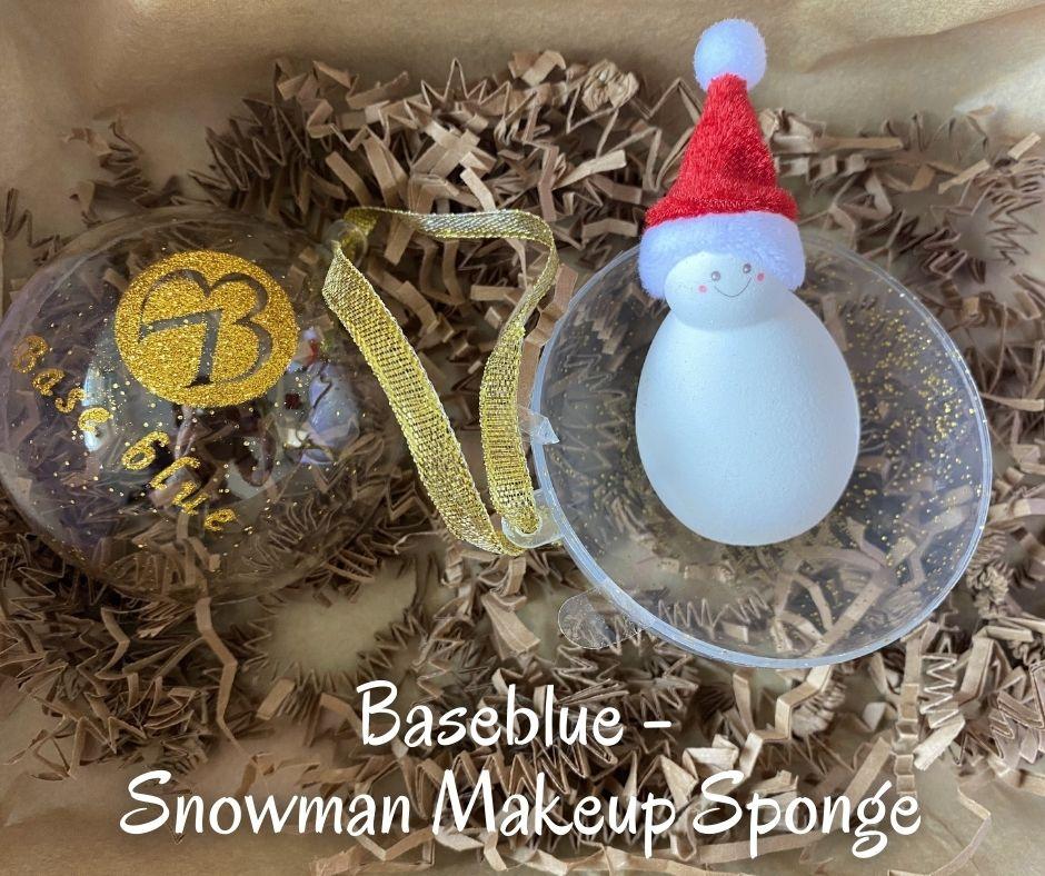 Baseblue - Snowman Makeup Sponge