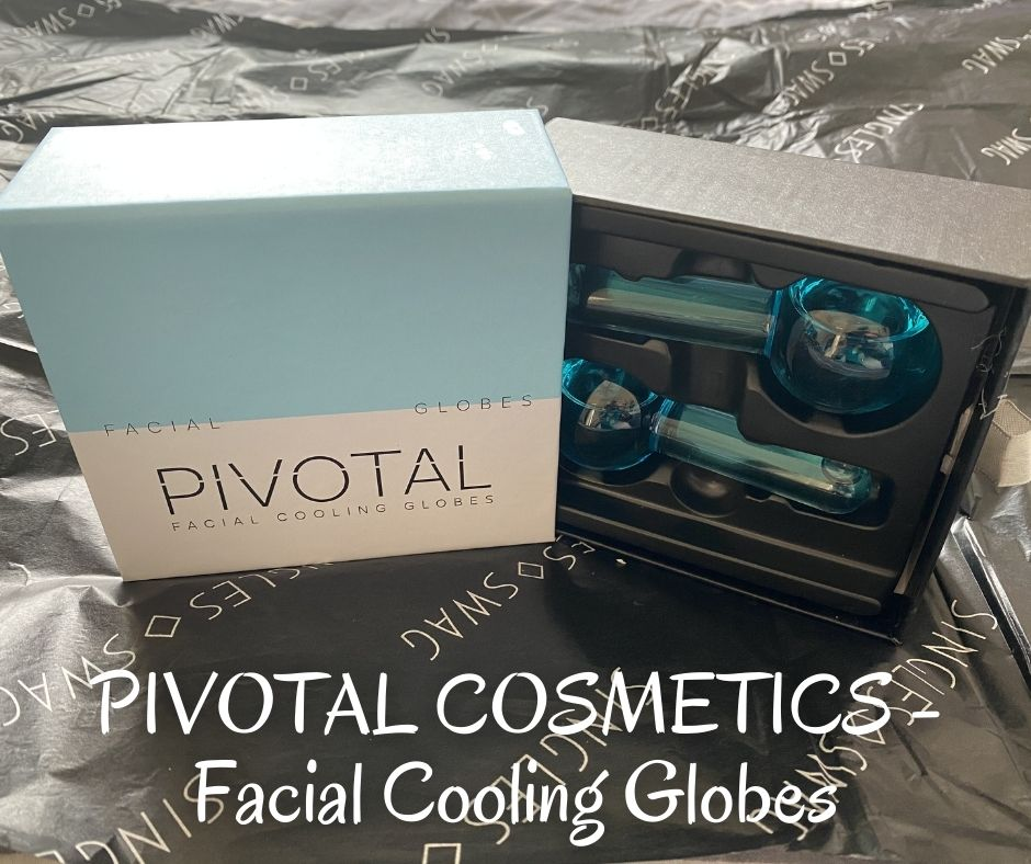 PIVOTAL COSMETICS - Facial Cooling Globes