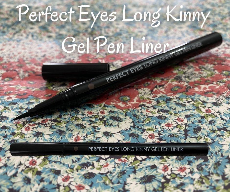 Perfect Eyes Long Kinny Gel Pen Liner