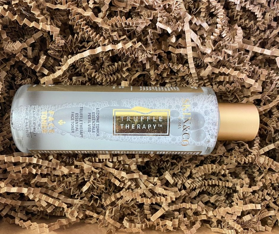 SKIN & CO | TRUFFLE THERAPY FACE TONER | WWW.SKINANDCO.COM | $30