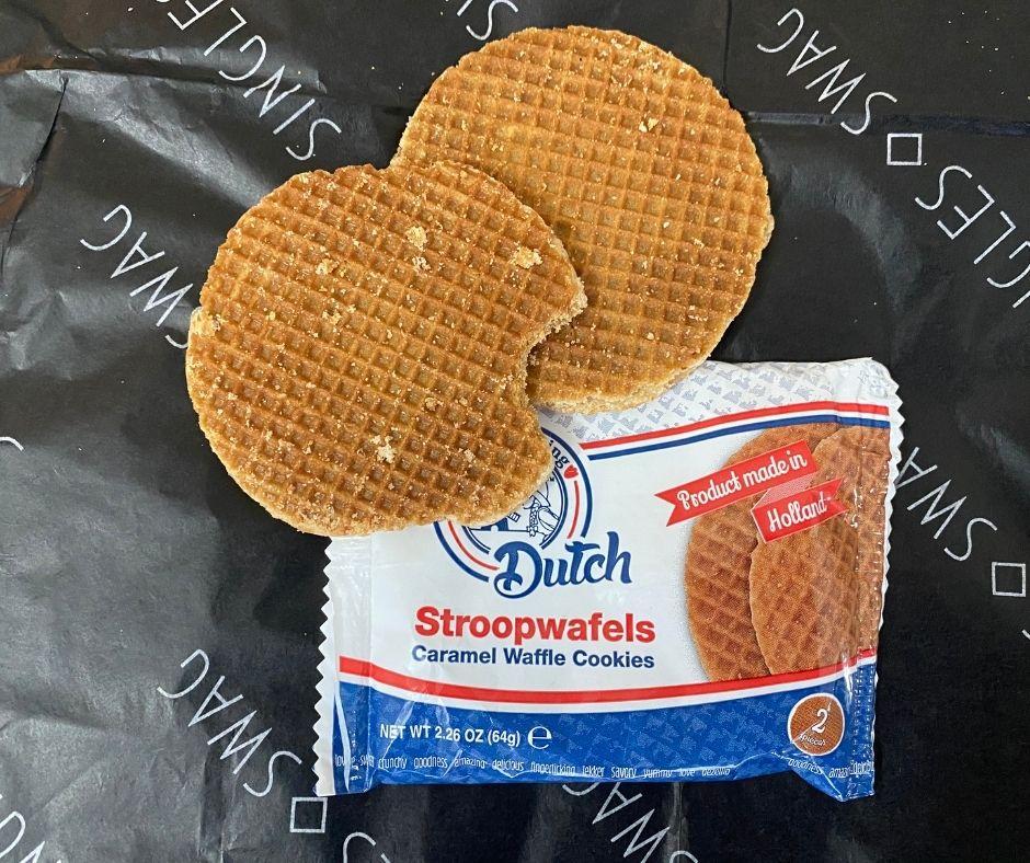 FINGER LICKING DUTCH - Stroopwafels - Caramel Waffle Cookies | $4