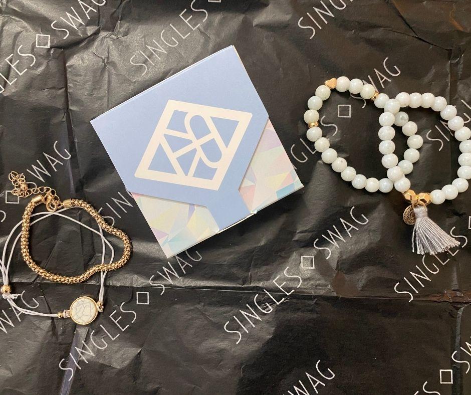 AMELIA RUE - Cora 4-piece Bracelet Set | $58