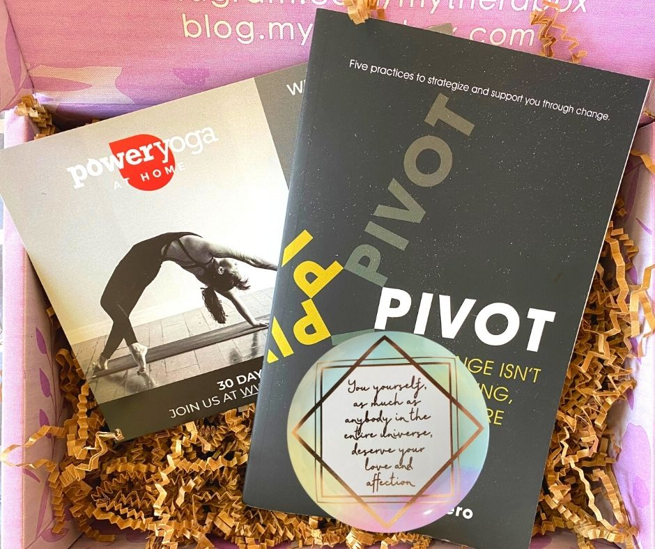 PIVOT: FIVE PRACTICES TO STRATEGIZE AND SUPPORT YOU THROUGH CHANGE   WRITTEN BY: PAULINE CABALLERO   WWW.GOLDENBRICKROAD.PUB   $26.95 CAD ($22.30+ USD)